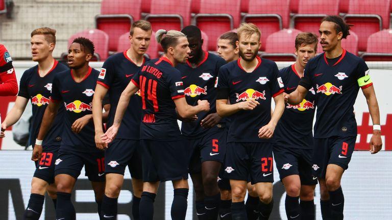 Mainz 0 5 Rb Leipzig Match Report Highlights