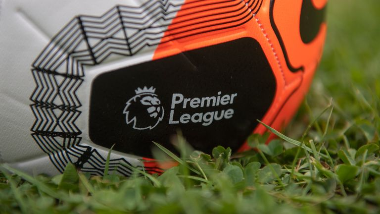 The Government has previously suggested that it intends to restart the Premier League season next month