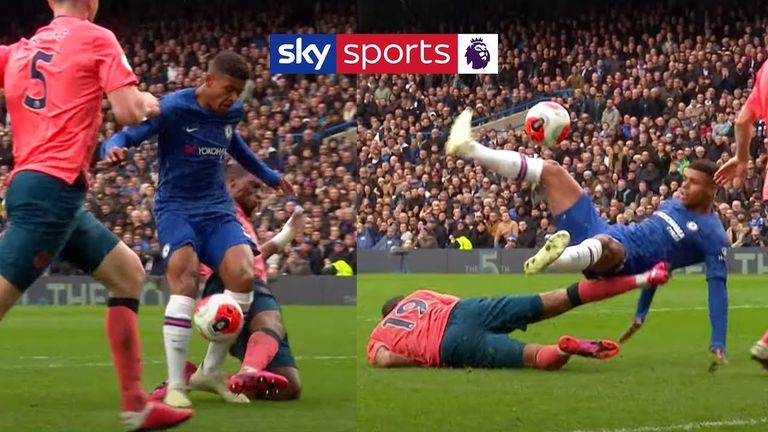 Premier league tackles