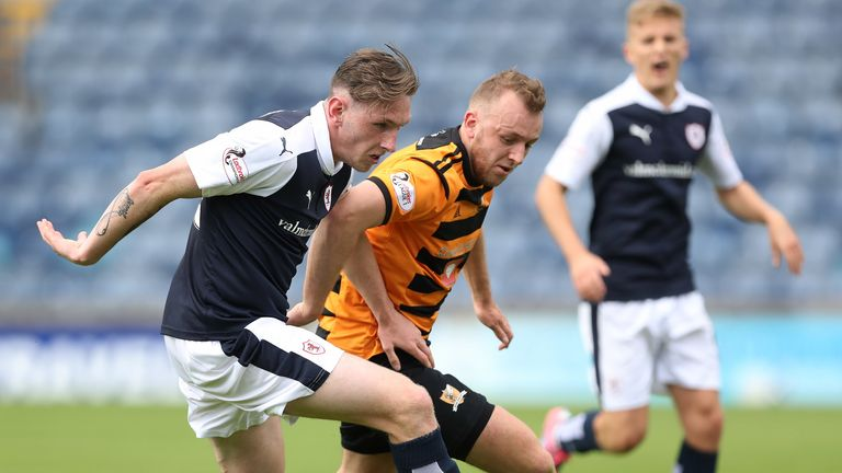 Raith Rovers, who led Scottish League One by one point before the season was suspended amid the coronavirus pandemic, have now been crowned third tier champions for 2019-20