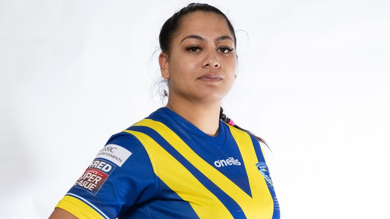 Roxy Murdoch has seized the opportunities playing rugby league presented to her