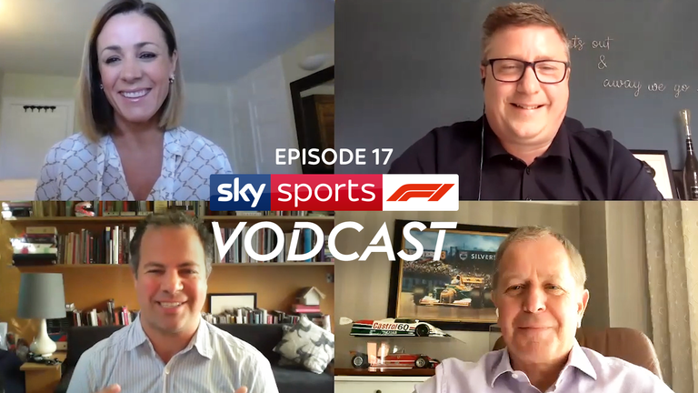 Ahead of Thursday's official double announcement, the panel on the latest Sky F1 Vodcast gave their views on Carlos Sainz and Daniel Ricciardo's impending switches.