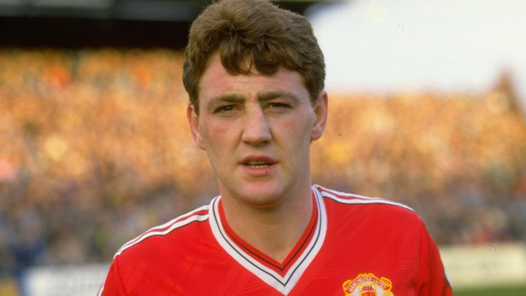 Man Utd signed Bruce from Norwich City for less than £1m in 1987