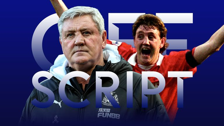 Steve Bruce talks Man Utd, management and much more in an extensive exclusive interview