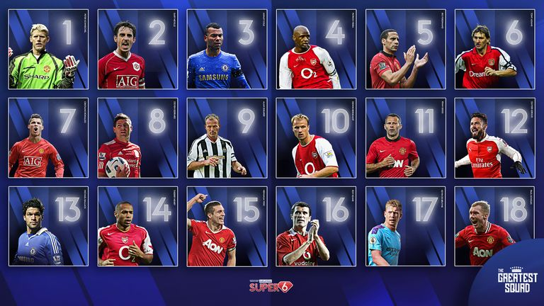 Super 6: 'The Greatest Squad'