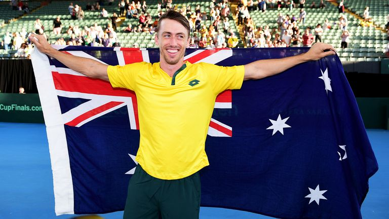 Australian tennis player John Millman says August is too early to play tennis