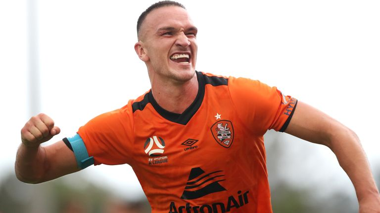 Brisbane captain Tom Aldred, along with the rest of the squad, have been given fitness plans by Fowler