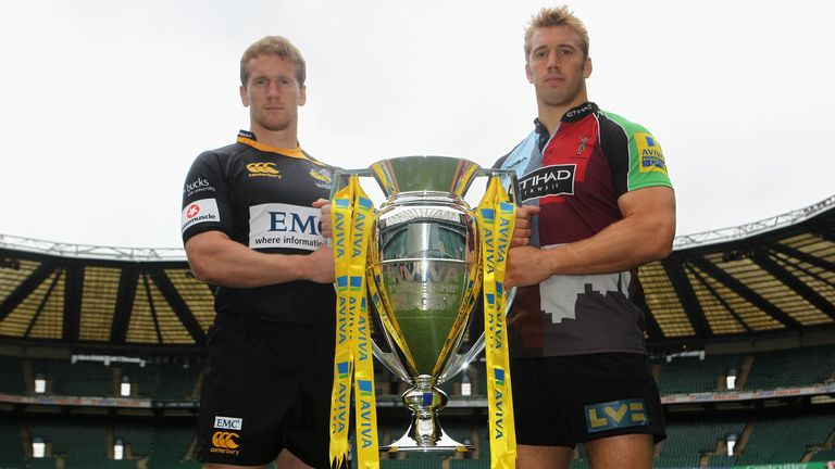 Rees was made Wasps captain at the age of just 24