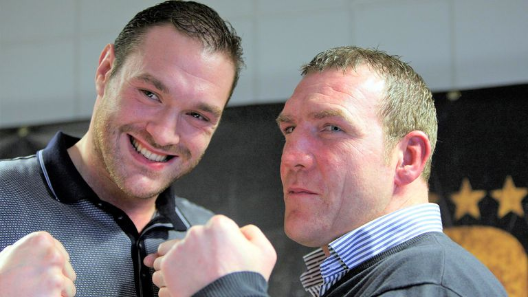 Fury would emerge victorious when they shared the ring again