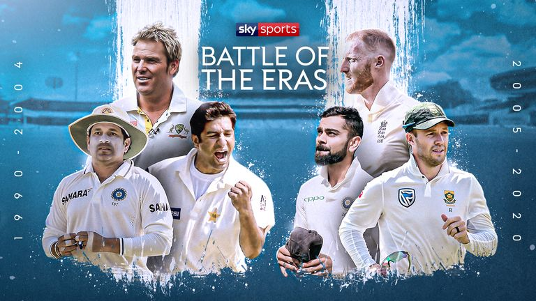Virtual Test - 30 Years of Cricket on Sky