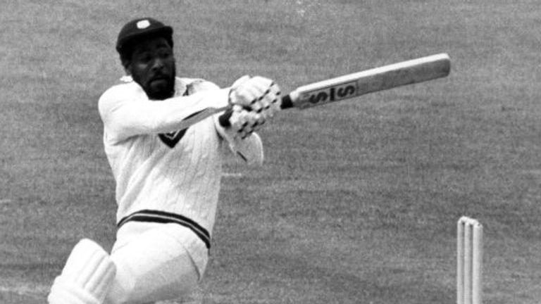 Richards scored a superb century in the 1979 World Cup final