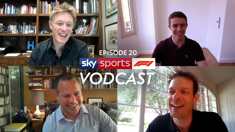 GPDA chairman Alex Wurz joins Ted Kravitz, Paul Di Resta and Simon Lazenby on the latest Sky F1 Vodcast, with one of the topics on the pressure Ferrari drivers face. Is that why Sebastian Vettel is leaving?