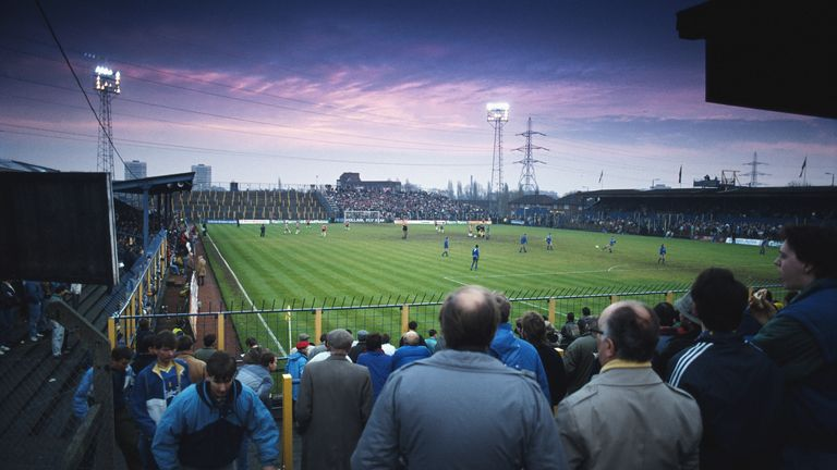 Plough Lane was Wimbledon FC's home for nearly 80 years