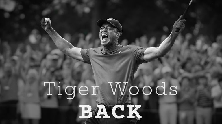 'Tiger Woods: Back' Documentary