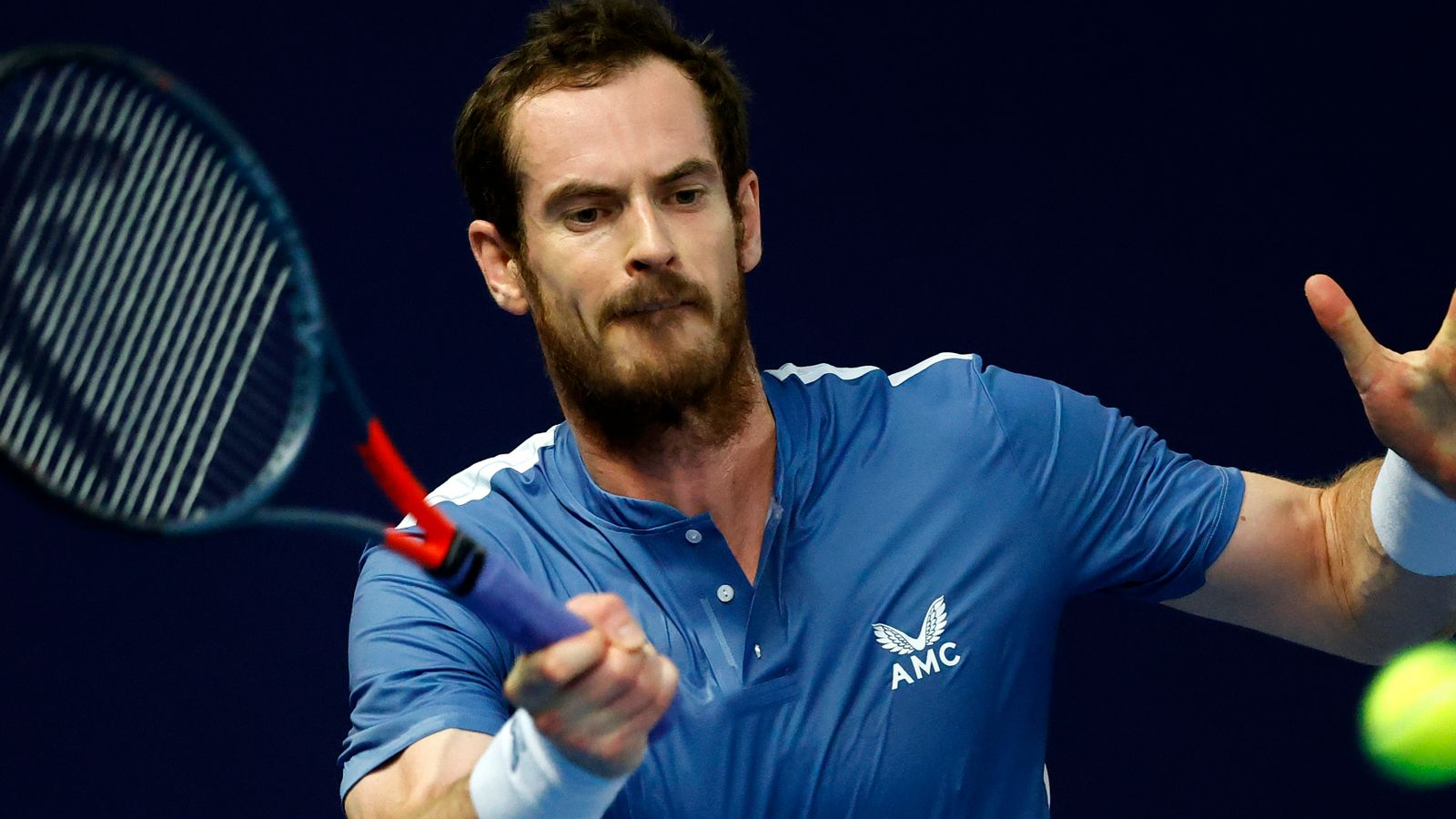 Andy Murray reaches semi-finals at Battle of the Brits