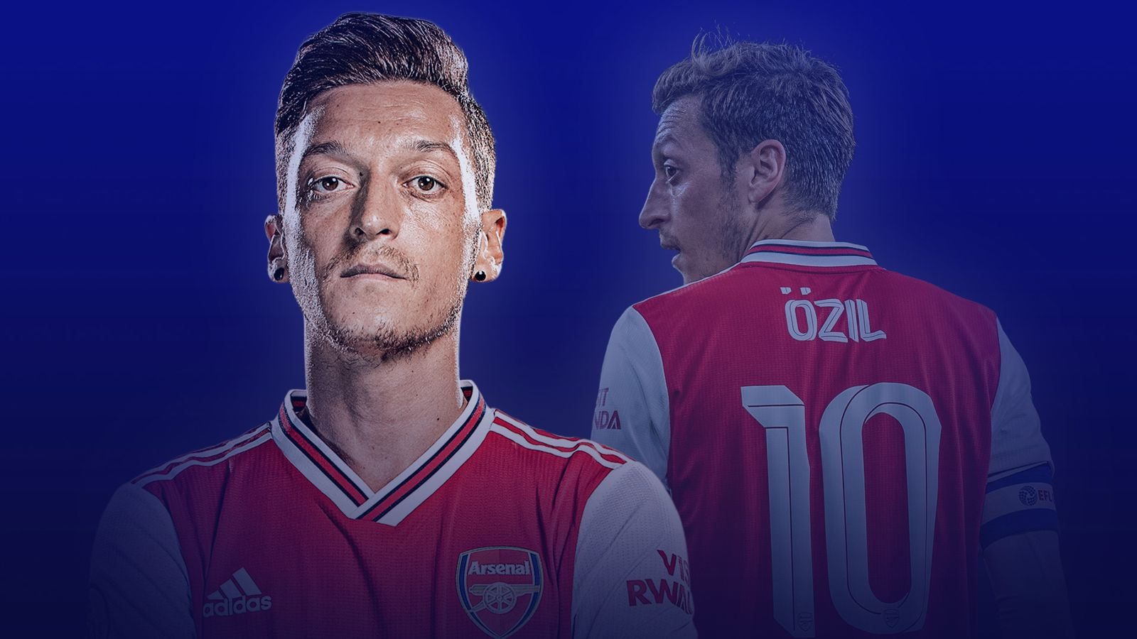 Mesut Ozil: What is going on with Arsenal midfielder? Paul Merson and Alan Smith give their verdict