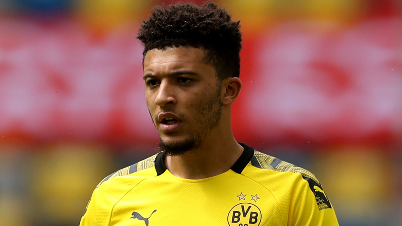 Man Utd to drop pursuit of Borussia Dortmund winger Jadon Sancho