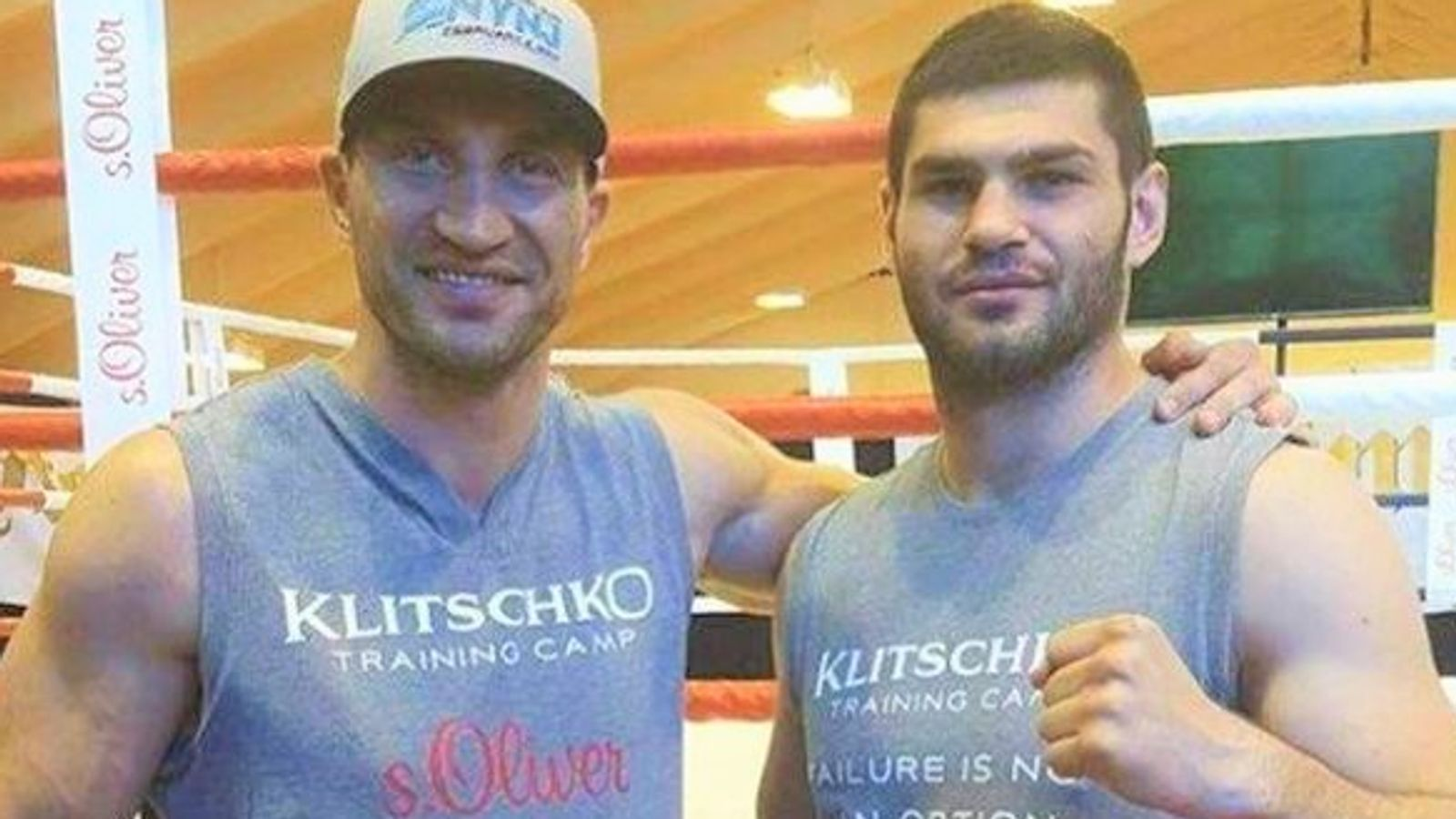 Wladimir Klitschko has backed Filip Hrgovic to become a future heavyweight king