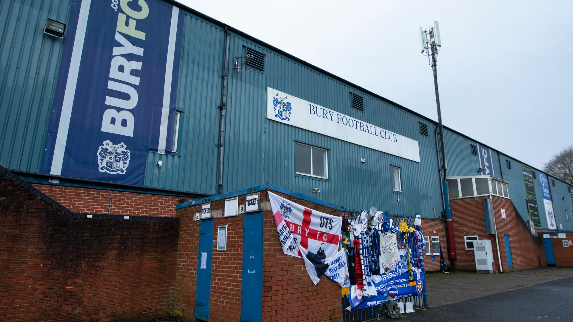 Bury denied chance to rejoin non-league pyramid
