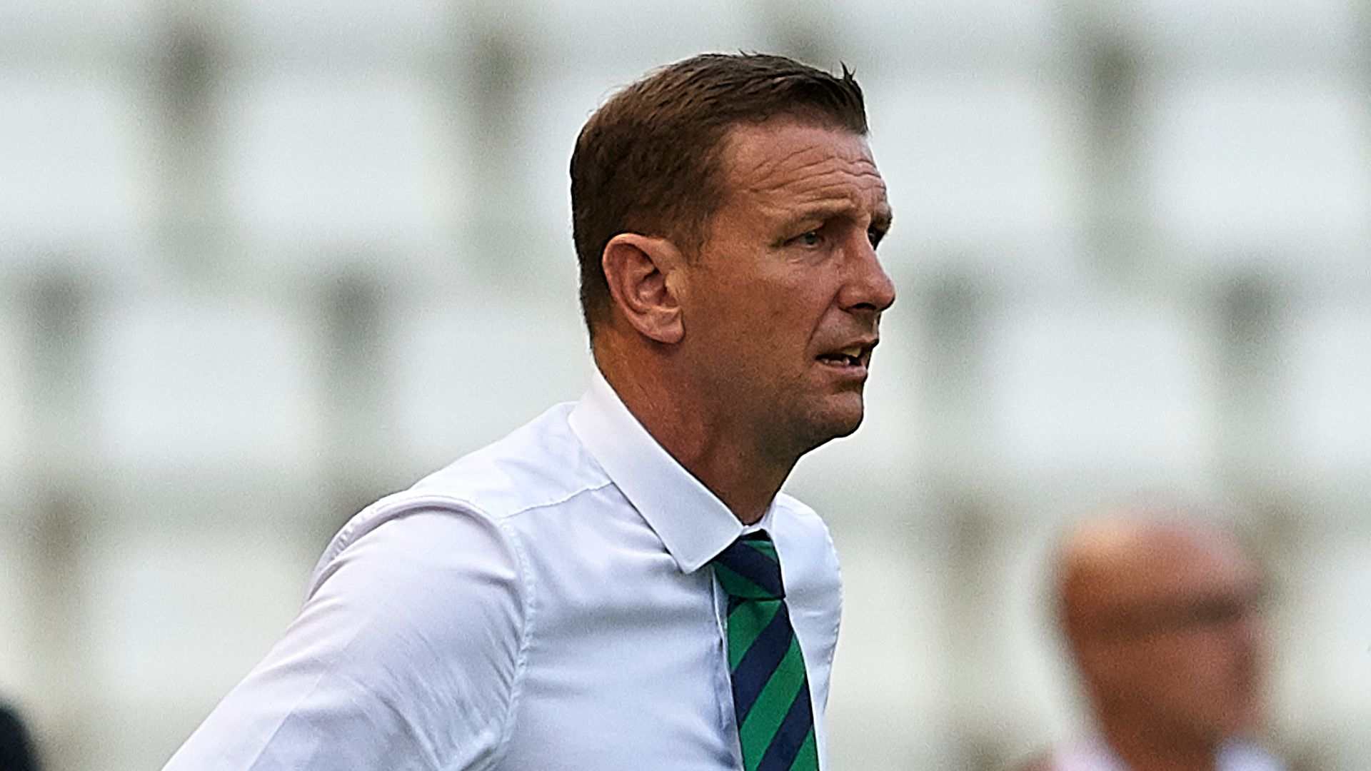 Baraclough wants improved Nations League campaign