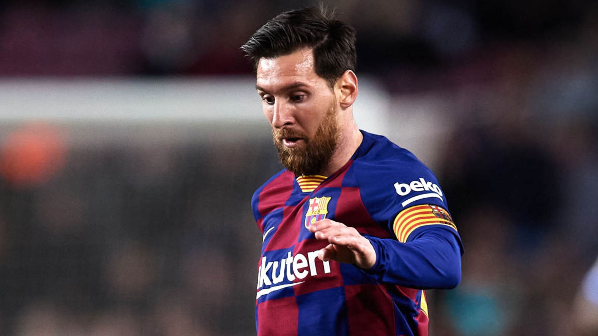 Messi's Barcelona exit clause expires