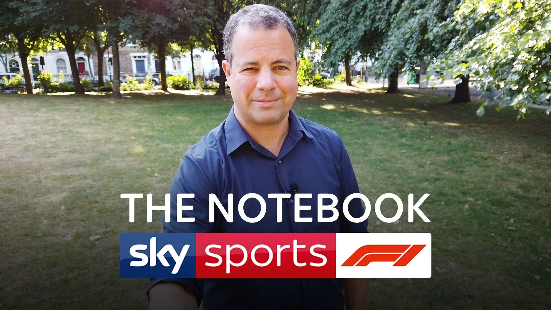 The Notebook: F1 returning special