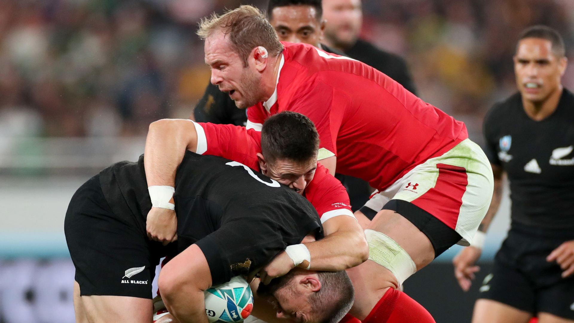 NZ has 'appetite' for Wales, Scotland Tests in October