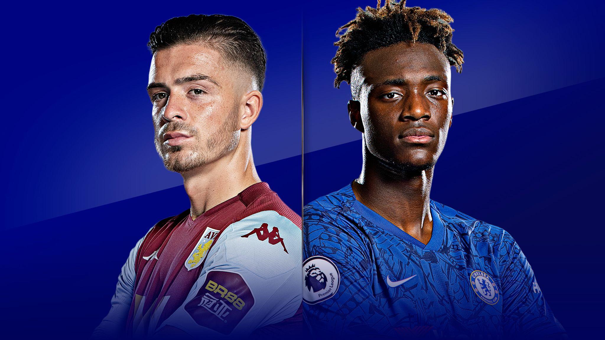 Aston Villa Vs Chelsea 2019/20 - Chelsea Vs Aston Villa ...