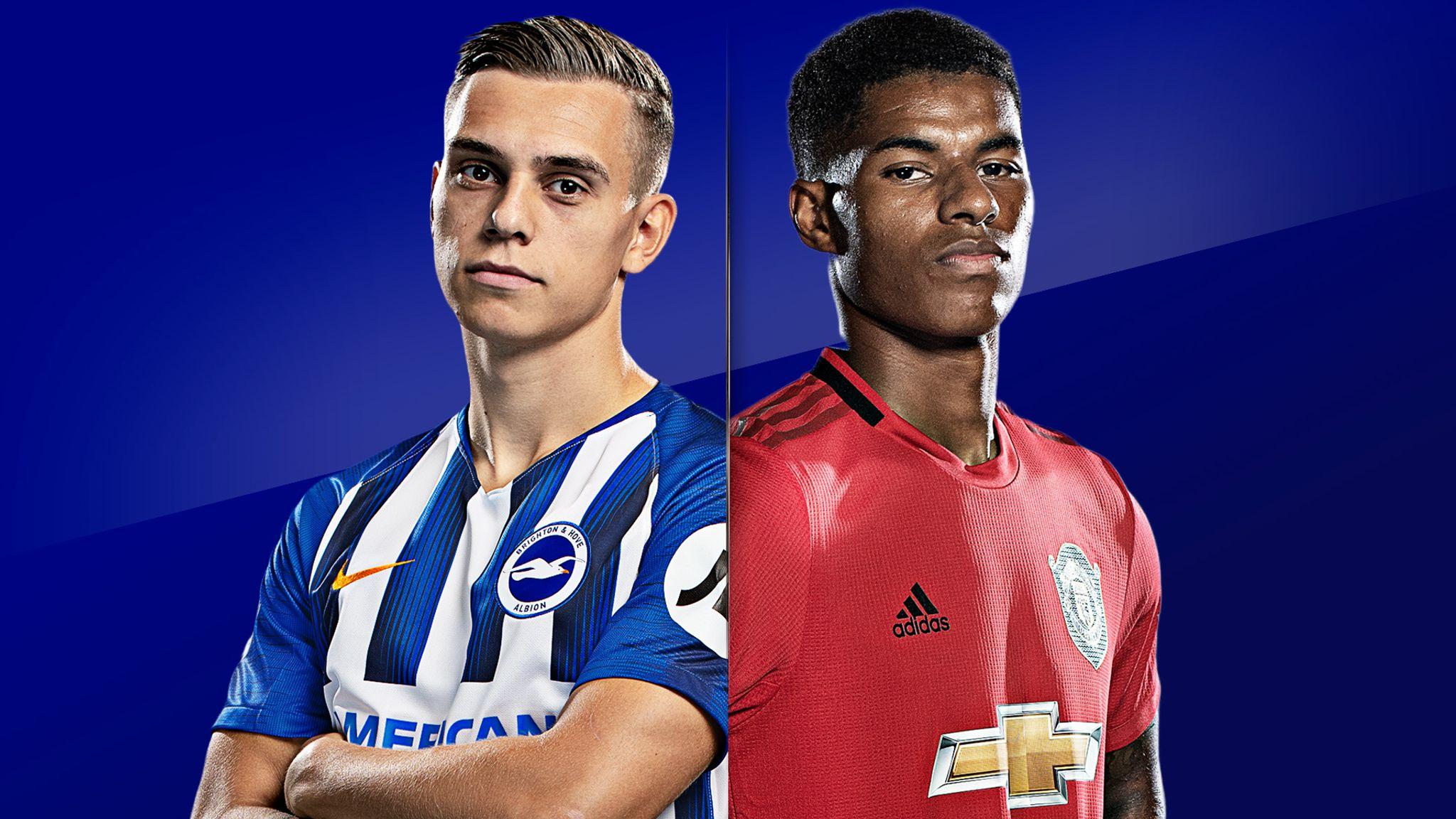 Live match preview - Brighton vs Man Utd 30.06.2020