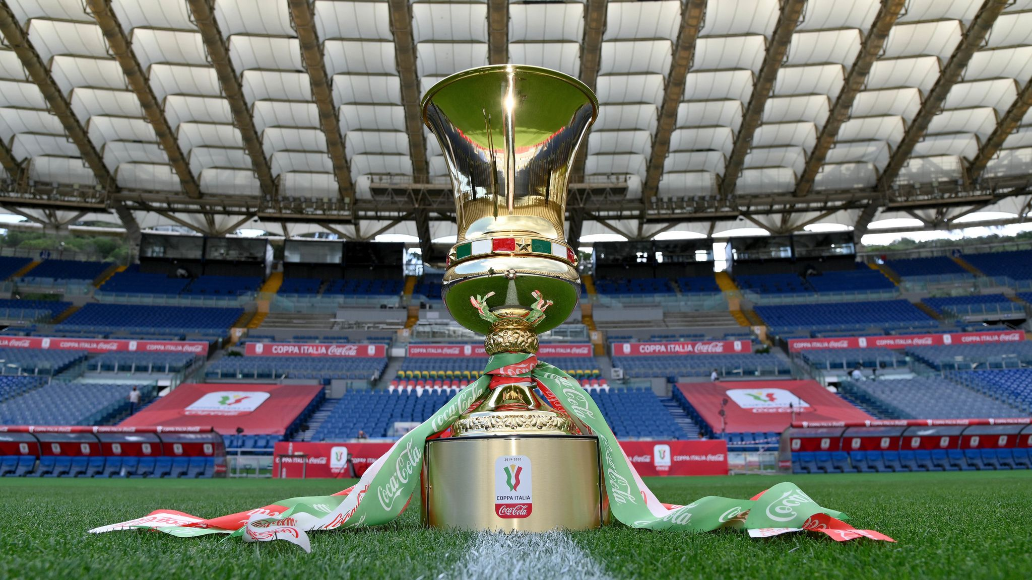 Coppa Italia final: Napoli and Juventus face self-service medal ceremony |  Football News