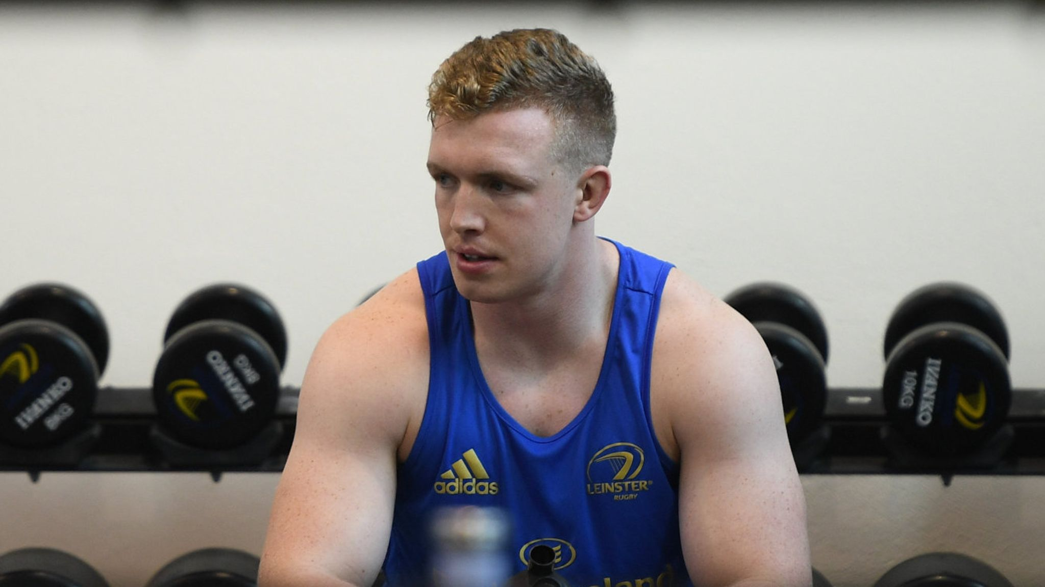 Leinster confirm Dan Leavy nearing return from knee injury | Rugby Union  News | Sky Sports