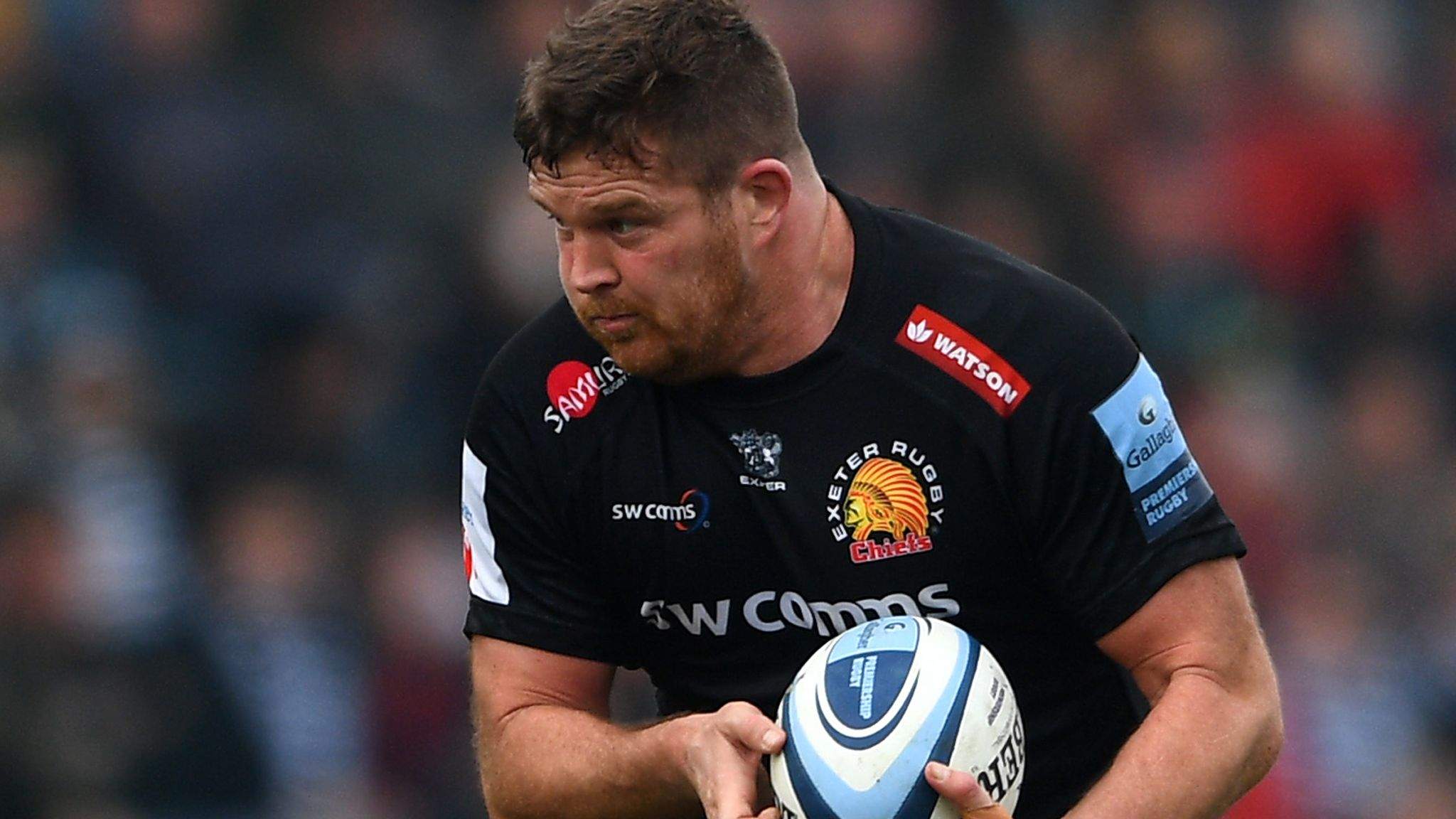 Greg Holmes Leaving Exeter Chiefs For Short Term Stint With Western Force Rugby Union News Sky Sports