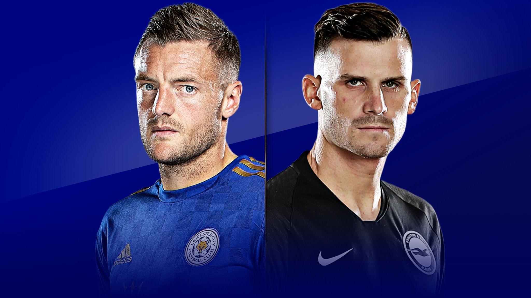 Leicester vs Brighton preview, team news, prediction, kick-off, channel |  Football News | Sky Sports