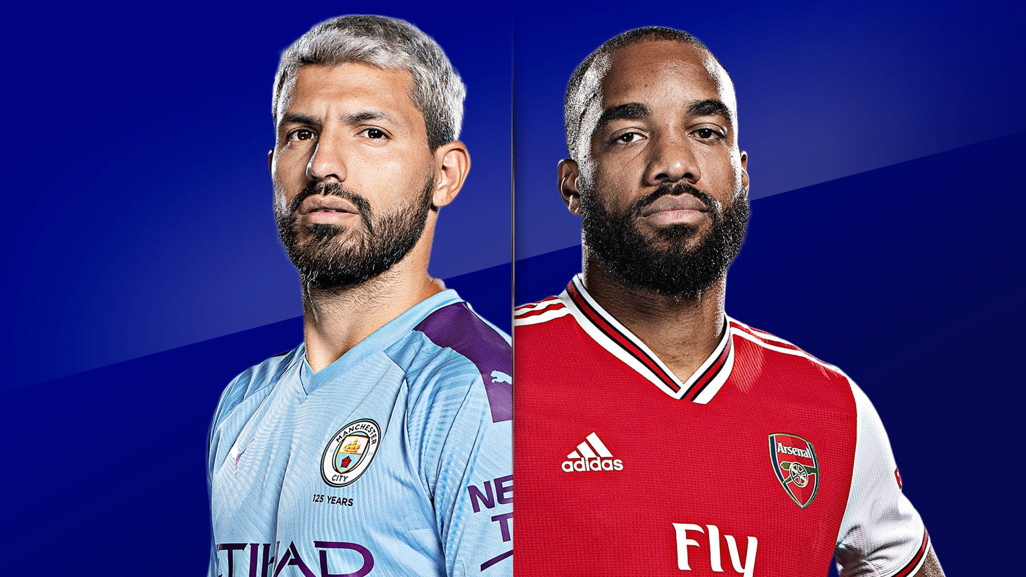 Manchester City Vs Arsenal Preview Football News Sky Sports