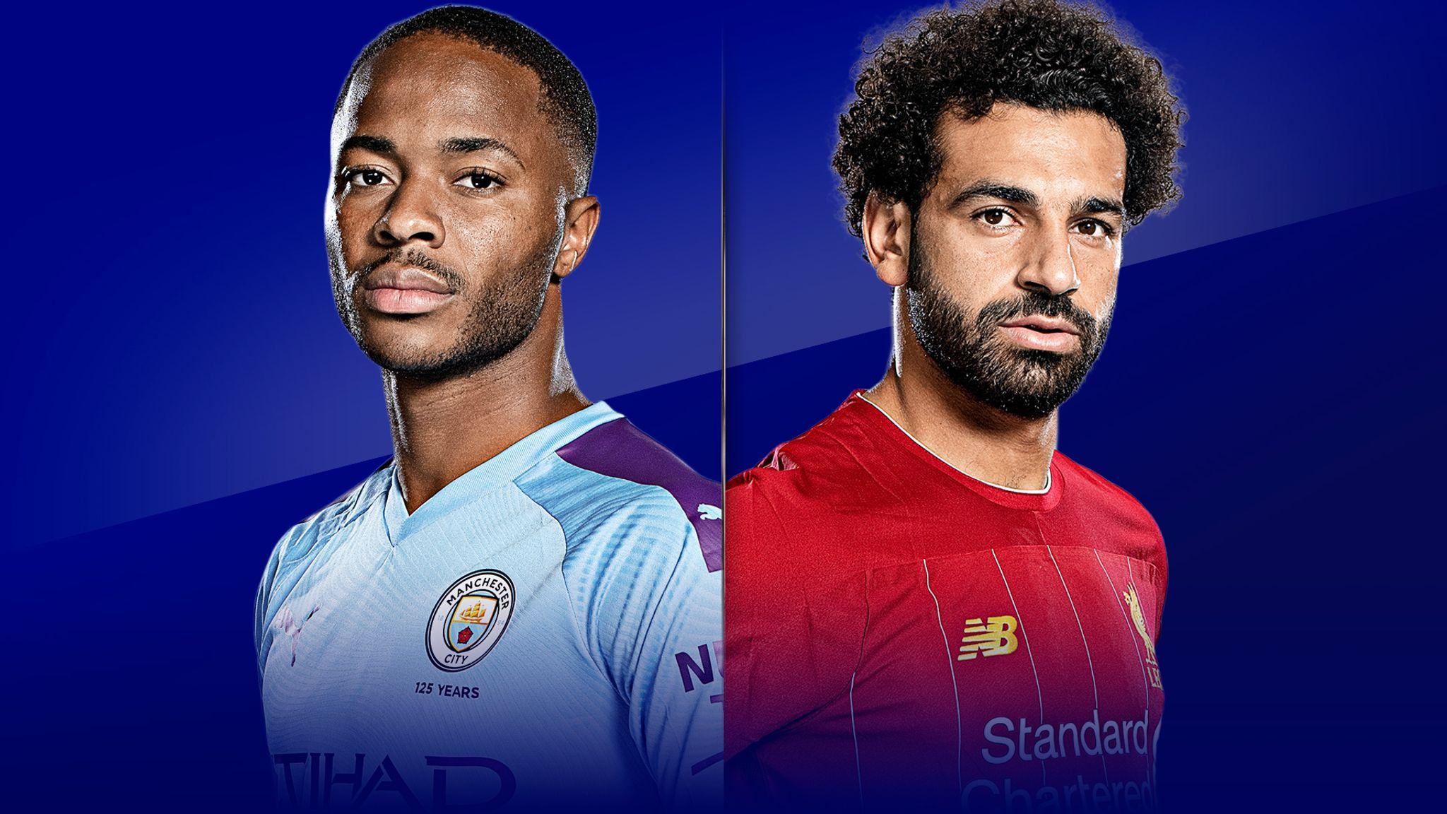 Live match preview - Man City vs Liverpool 02.07.2020