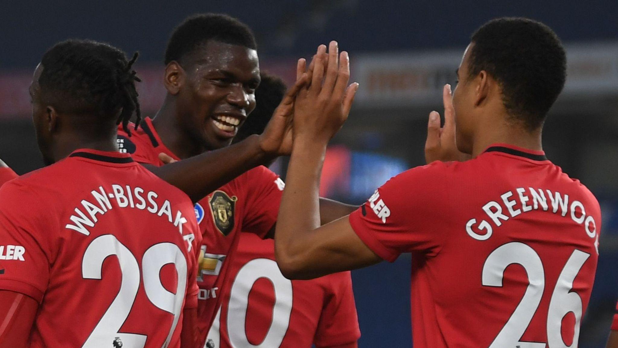 Live match preview - Man Utd vs B'mouth 04.07.2020