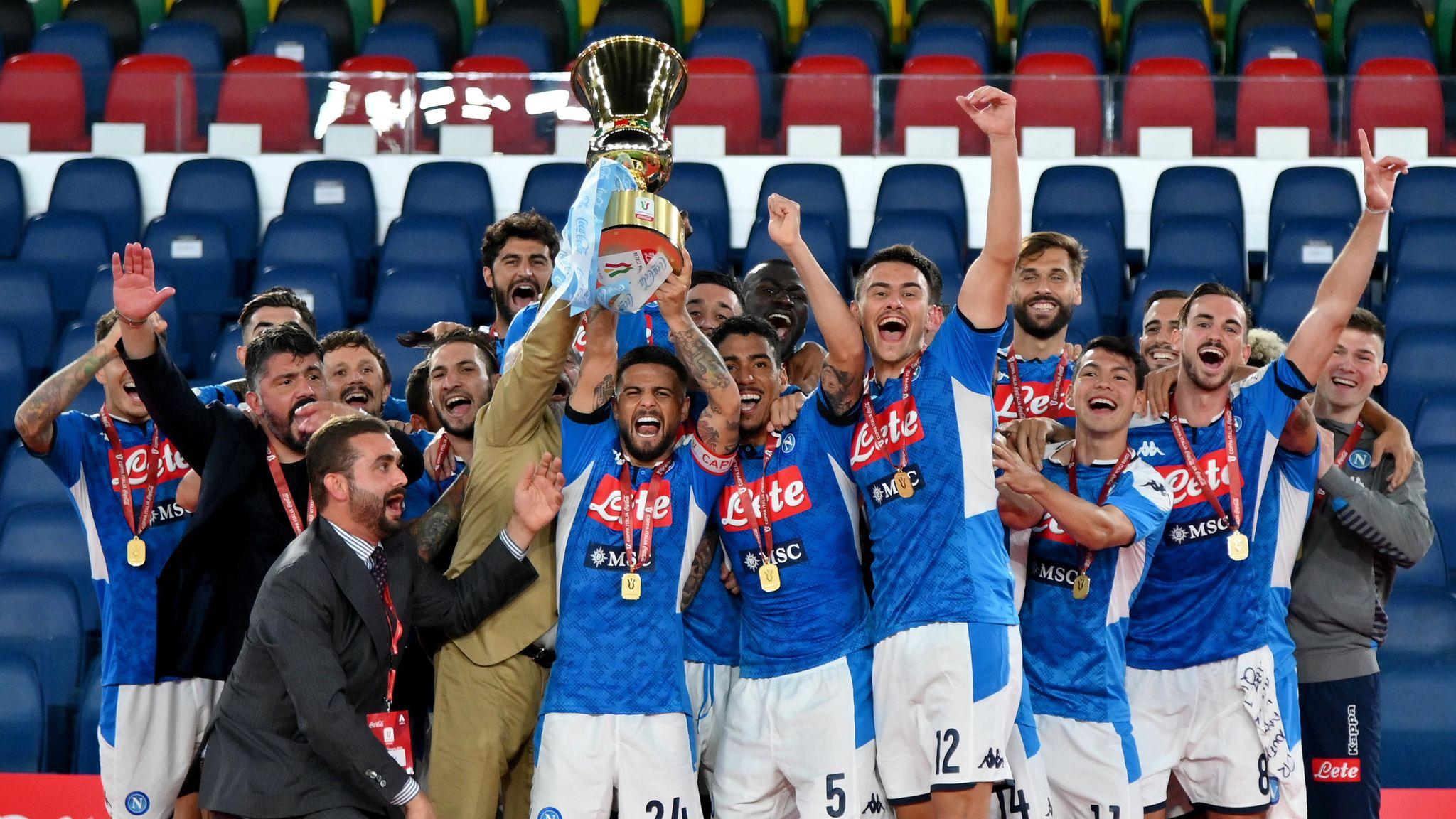 Napoli 0 0 Juventus 4 2 Pens Alex Meret The Shootout