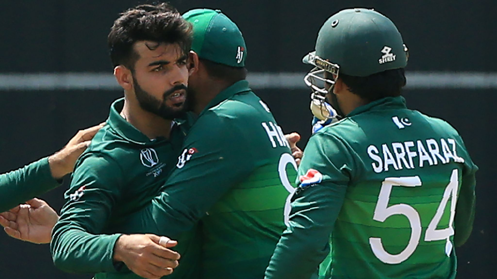 Seven More Pakistan Players Test Positive For Coronavirus Ahead Of England Tour Cricket News Sky Sports