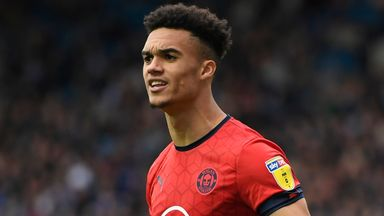 fifa live scores - Sheffield United close in on Wigan's Antonee  Robinson, four PL clubs want John Lundstram