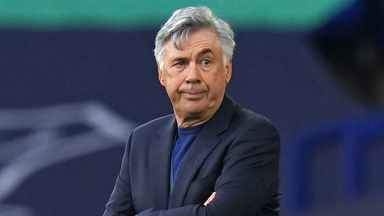 fifa live scores - Carlo Ancelotti: Everton boss 'not so worried' about Spanish tax case