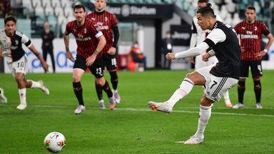 Highlights: Juventus vs AC Milan