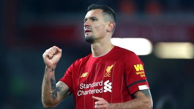 Dejan Lovren has just one year left on his current deal at Liverpool