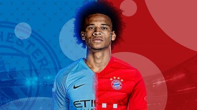 Sane completes Bayern move from Man City