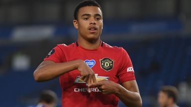 Solskjaer: Sky is the limit for Greenwood