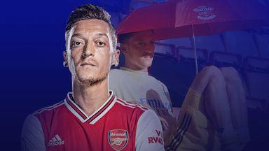 Mesut Ozil saga to drag into next season?