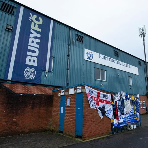 Bury AFC begin manager search
