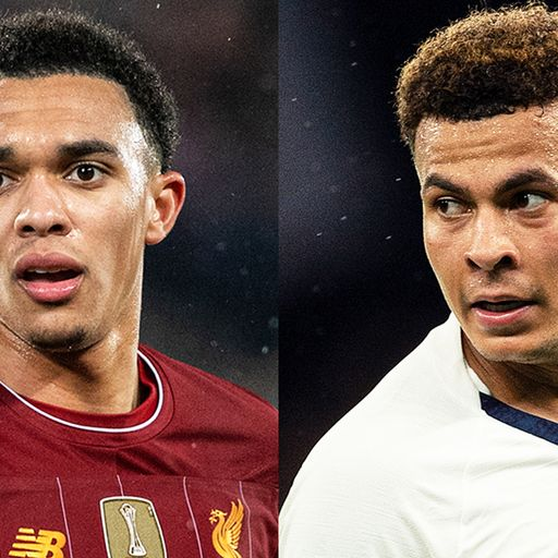 Trent, Dele will not shy from football's powerful voice
