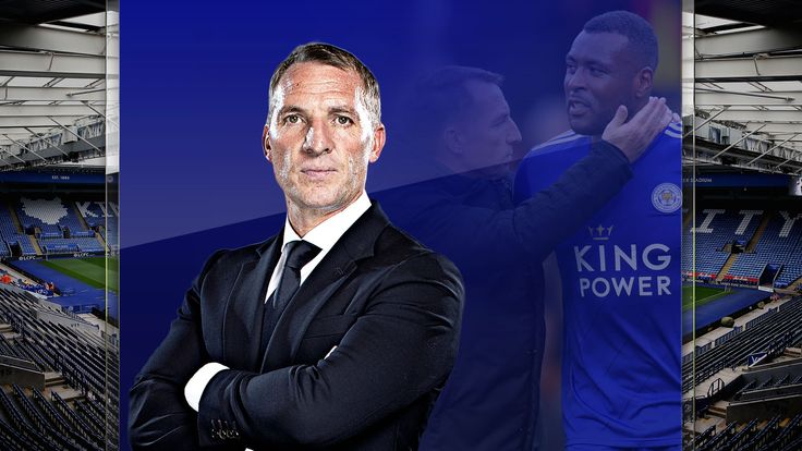 Brendan Rodgers on leadership of Wes Morgan at Leicester City