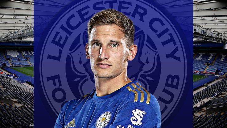 Leicester City winger Marc Albrighton