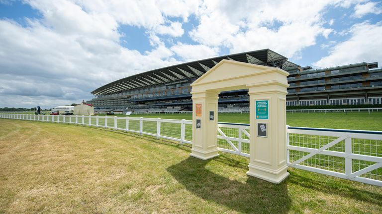 Ascot Racecourse is supporting Safer Gambling Week by renaming its opening race on Friday after the campaign